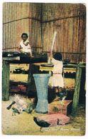 PAN-22  Native Home - Panama