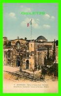 JERUSALEM, ISRAEL - ÉGLISE DE SAINTE- ANNNE, EXTÉRIEUR - PÈRES BLANCS - - Israel