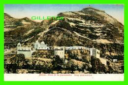 JERICHO, ISRAEL - MONT DE LA QUARANTAINE - BERG QUARANTAINE - - Israel