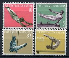 41811) LIECHTENSTEIN # 353-56 Postfrisch Aus 1957, 45.- € - Liechtenstein