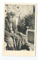 PHOTO Amateur 13,5 X 9 Cm Des Années 1950...LES BAUX De PROVENCE, Le Vieux Berger - Orte