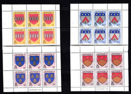 Jersey Booklet Panes 1p 2p 7p & 10p - Dated December 1981 - Unmounted Mint NHM - Jersey