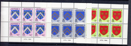 Jersey Booklet Panes 3p 9p & 12p - Dated April 1984 - Unmounted Mint NHM - Jersey