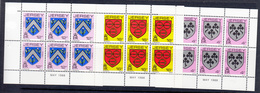 Jersey Booklet Panes 4p 12p & 16p - Dated May 1988 - Unmounted Mint NHM - Jersey