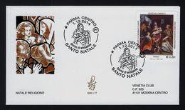 """2014 ITALIA """"NATALE RELIGIOSO"""" FDC VENETIA - 1946-.. République"""