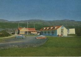 Bifrost Iceland, School Centre & Summer Hotel At Hredavatn, Unused Postcard Z1 - Iceland