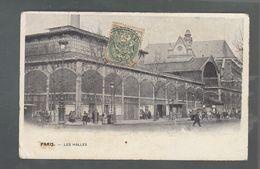 Brgl - CPA - 75  -  Paris  -  Les Halles - - Autres Monuments, édifices