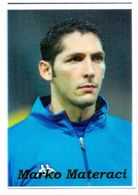 Sticker World Cup WC FIFA 2006 Italia Italy MARCO MATERAZZI - Other
