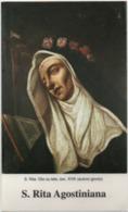 Santino Di Santa Rita Da Cascia (Perugia) Agostiniana - Santini
