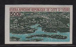 Cote D Ivoire - PA N°51 Non Dentele ** - Riviera Africaine - Côte D'Ivoire (1960-...)