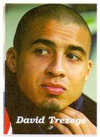 Sticker World Cup WC FIFA 2006 France DAVID TREZEGUET - Other