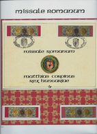 Histoire: Hongrie: HK 2492 + N° 2493 Et Bl 68 + Timbre Et Bloc  Hongrois En (**) - Herdenkingskaarten