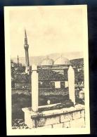 MACEDONIA - Skoplje, Tursko Groblje - Turkey Cemetery / Postcard Not Circulated, 2 Scans - Macedonia