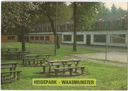 8Eb-595: Heidepark Ommegangsdreef 63 9170 WAASMUNSTER > Gistel 1991 - Waasmunster