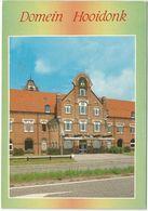 8Eb-603: Domein HOOIDONK Langestraat, 170 2240 ZANDHOVEN:1991 > Gistel - Zandhoven