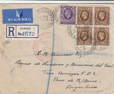 G.B. / Airmail / Germany / Argentina / Scotland / Photogravures - 1902-1951 (Reyes)