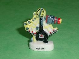 Fèves / Autres / Divers : Sextan   T83 - Charms