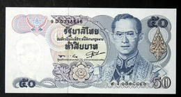Thailand Banknote 50 Baht Series 13 P#90 SIGN#56 UNC - Thailand