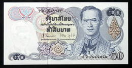 Thailand Banknote 50 Baht Series 13 P#90 SIGN#63 UNC - Thailand
