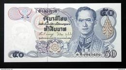 Thailand Banknote 50 Baht Series 13 P#90 SIGN#58 UNC - Thailand