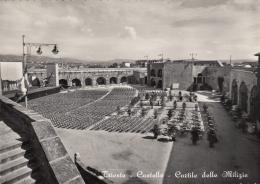 AK   -  Triest - Castello Innenansicht - Cortile Della Milizie - 1950 - Trieste