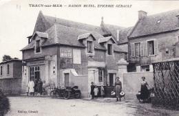 14 - Calvados -  TRACY Sur MER - Maison Mutel - Epicerie Gerault - RARE - Andere Gemeenten