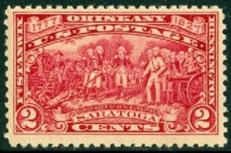 UNITED STATES OF AMERICA 1927 GEN. GURGOYNE CAMPAIGN** (MNH) - Neufs