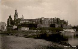 Krakow - Wawel * 5. V. 1927 - Polen