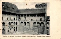 Krakow - Wawel (29) * 27. IX. 1933 - Polen