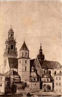 Krakow - Katedra Wawelska (17) * 11. 9. 1926 - Polen