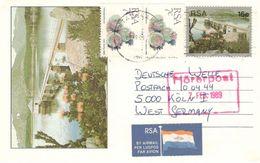 4907 - Entier Pour L'Allemagne - Afrique Du Sud (1961-...)