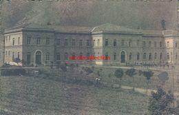 Ah408 - Cervinara - Avellino - Palazzo Scolastico-campo Collegio Militare Di Napoli-1921 - Avellino