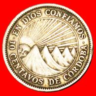 # VOLCANOES (1939-1972): NICARAGUA ★ 10 CENTAVOS 1952! LOW START ★ NO RESERVE! - Nicaragua