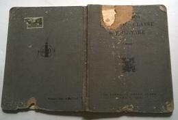 IL LIBRO DELLA IV CLASSE ELEMENTARE LETTURE - LA LIBRERIA DELLO STATO ROMA 1934 - Enfants