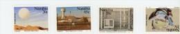 Namibie 1991-Météorologie-YT655/58***MNH - Namibie (1990- ...)