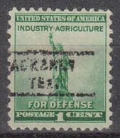 USA Precancel Vorausentwertung Preo, Locals Texas, Ackerly 743 - Vorausentwertungen