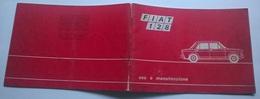 FIAT 128 USO E MANUTENZIONE - Automobili