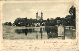Relief Cp Friedrichshafen Am Bodensee, Panorama Vom Ort - Andere