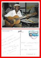 CPSM/gf  SANTIAGO DE CUBA (Cuba)   Casa La Trova.  Photo De Henk Van Der LEEDEN...H092 - Cuba