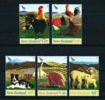 Nueva Zelanda  Nº Yvert  2130/4  En Nuevo - Ungebraucht