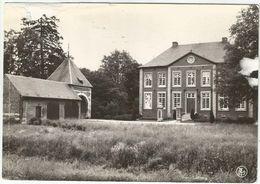 8Eb-612: ZUTENDAAL (Dorp) Pastorie (1783) Duiventoren (1661) > Oostende  1991 - Zutendaal