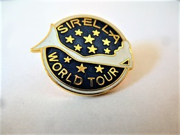 PINS SIRELA WORLD TOUR LA SIRENE / Base Dorée / 33NAT - Swimming