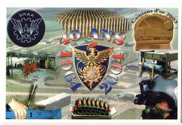 CPM 18 SAVIGNY EN SEPTAINE Entrepot De L' Armée De L' Air 2004 - Autres Communes