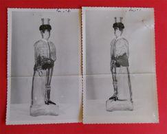 1951 RARE Brevet Invention + 4 Photos Bouteille Forme Torero Toréador Tauromachie Distillerie Lezignan-Corbieres 11 - Vino