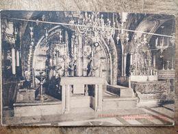 Israel. Jerusalem. XII Et XIII Stations, Le Calvaire. 1913 - Israël