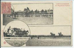 Lunéville-Garnison-Sur L'Hippodrome De Jolivet - Luneville