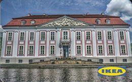 GERMANY Gift-card  IKEA - Berlin - Schloß - Gift Cards