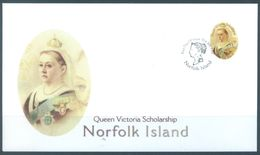 NORFOLK ISLAND - FDC - 31.7.2007 - VICTORIA  - Yv 927 ASC 983 - Lot 17483 - Ile Norfolk