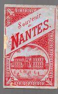 Nantes (44 Loire Atlantique) Livret Avec 20 Vues De Nantes (PPP13956) - Dépliants Turistici