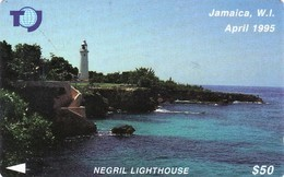 *GIAMAICA* - 19JAMA - Scheda Usata - Jamaica